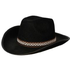 Cowboy Hat with decorative band